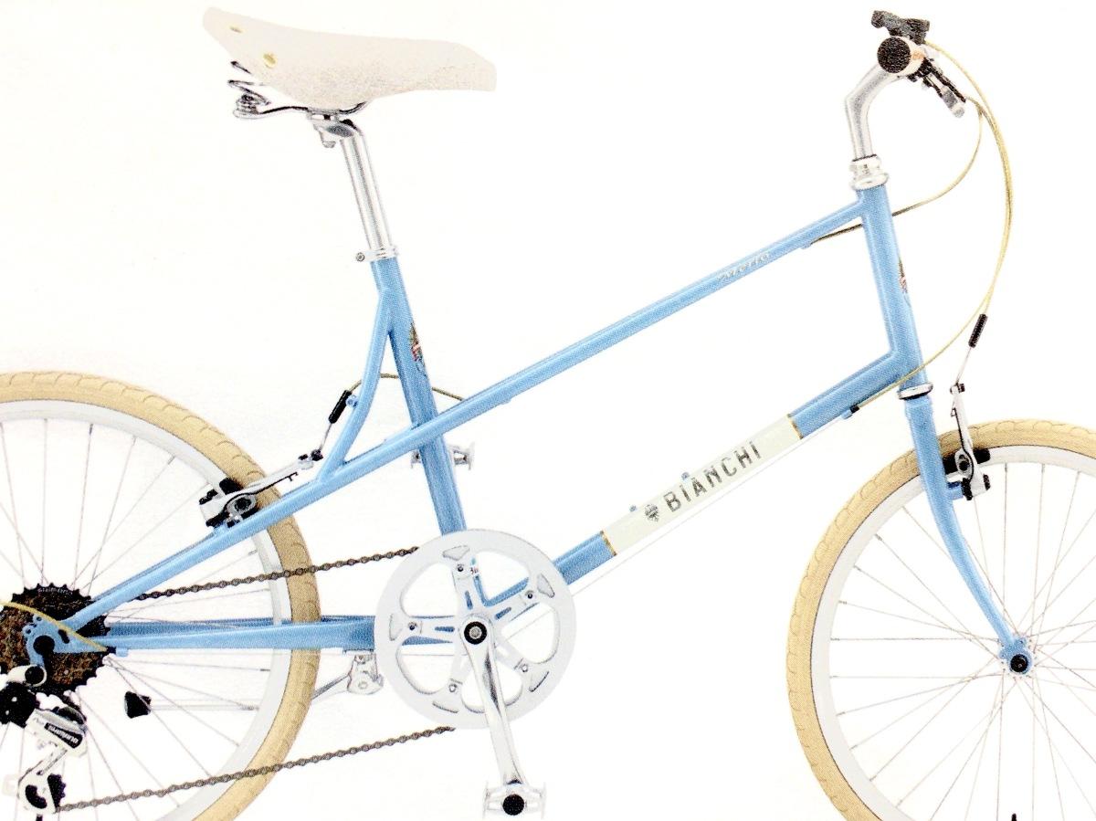 「おしゃれ自転車ミニベロ!」特徴や種類!
